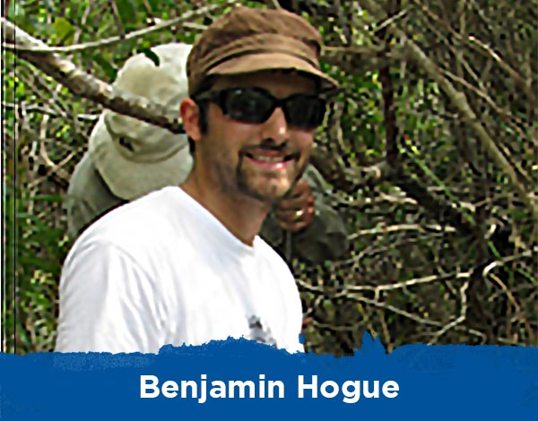Benjamin Hogue - Former Students