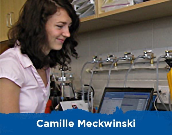 Camille Meckwinski - former students