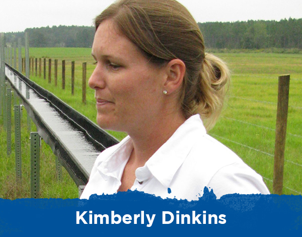 Kimberly Dinkins - former students