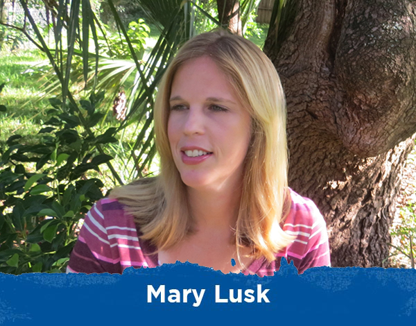 Mary Lusk - former students