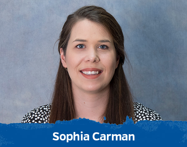 Sophia Carman - staff