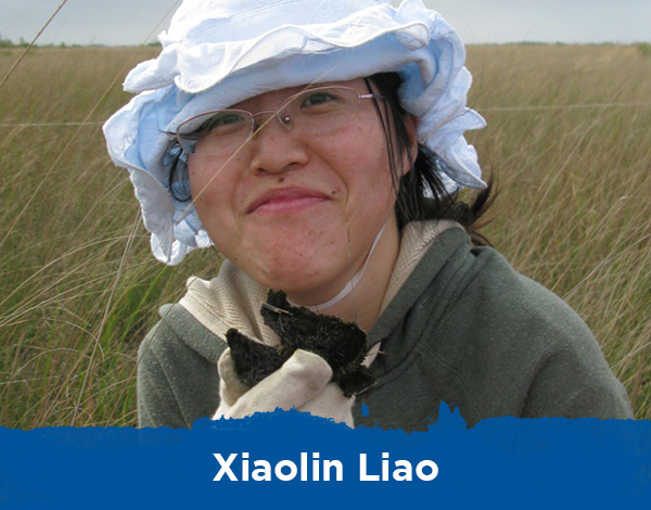 Xiaolin Liao - former students, postdoc
