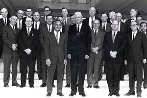 Soils faculty prior to 1970
