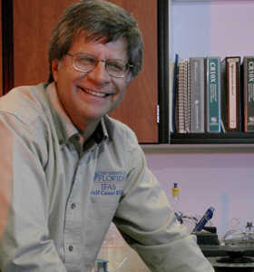 Craig Stanley, Emeritus Faculty, Soil and Water Sciences Department, University of Florida